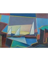 barche by giulio d'anna
