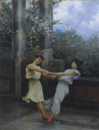 coppia danzante by alberto fabbi