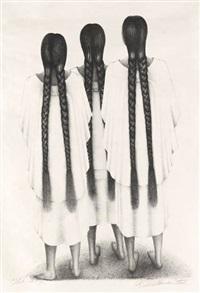 tres mujeres by francisco dosamantes