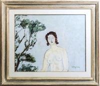nudo femminile by guido peyron