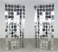 raumteiler / wandbehang by paco rabanne