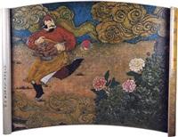 蹴鞠 by xu jianwu