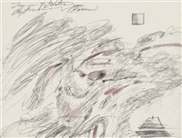 triumph of galatea by cy twombly