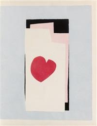 jazz: le coeur by henri matisse
