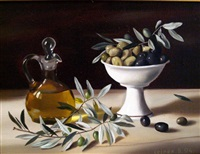 olives from the holy land by boris leifer