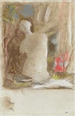 interieur mit der venus von milo by edouard vuillard