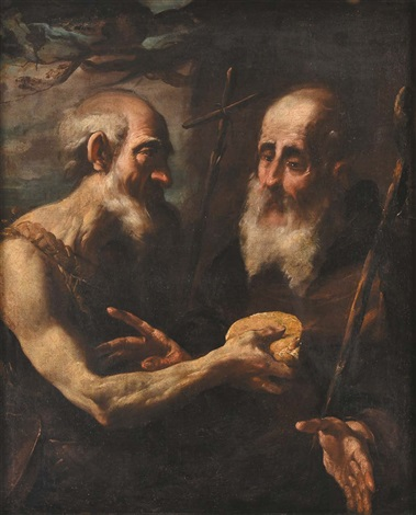 santantonio e san francesco by gioacchino assereto