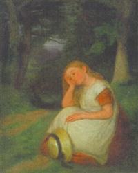 daydreaming by edward thompson davis