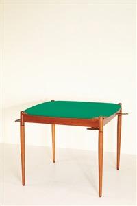un tavolo da gioco club by fratelli reguitti