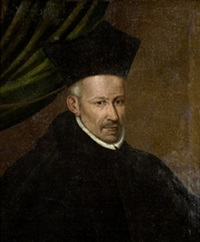 retrato by francisco pacheco