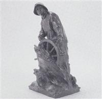 steuermann im sturm by heinz müller