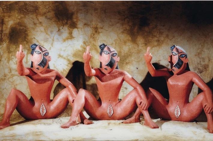 Les Demoiselles Davignon By Julien Friedler On Artnet