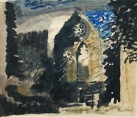 valley crucix abbey by john piper