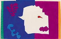 jazz: le loupe by henri matisse