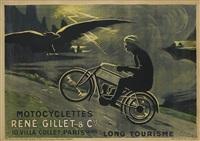 motocyclettes rené gillet & cie. by pierre ribera
