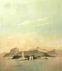 paesaggio istriano by giorgio dabovich