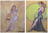 la novela rosa (+ modesta; 2 works) by a. valette