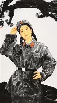 中国女兵 by huang yihan