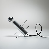 grasshopper table lamp by otto wach