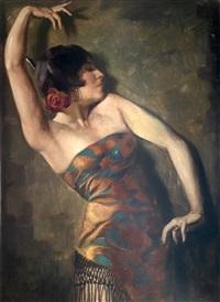 joven bailando by george owen wynne apperley