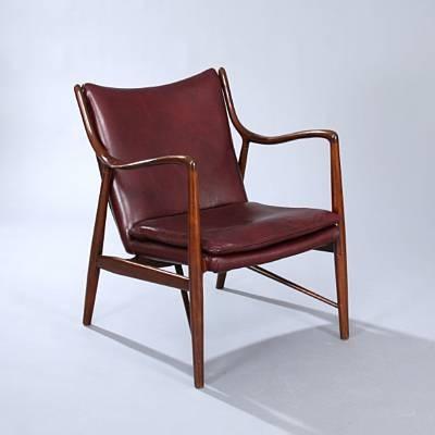 Nv 45 Easy Chair By Finn Juhl On Artnet