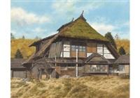farmhouse by shogo endo