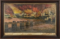 fall of richmond, virginia, april 2nd, 1865 by john h. smith