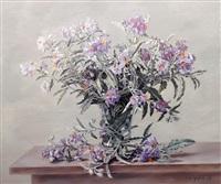 flowers by boris leifer
