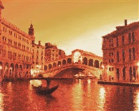 tramonto veneziano h12 by luca pace