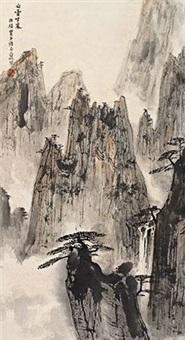 白云生处 by ya ming