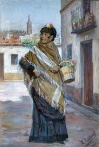 gitana by eduardo laforet