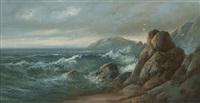 california seascape by carl sammons