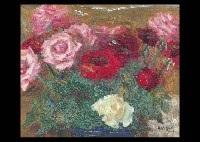 roses by yoshio aoyama