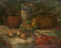 composition aux pommes by victor simonin