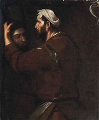 the executioner with the head of saint john the baptist by jusepe de ribera