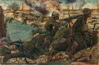 episodio della grande guerra by maria bacci-baccio