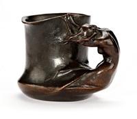 taza de café l'enervament by joan llimona y bruguera