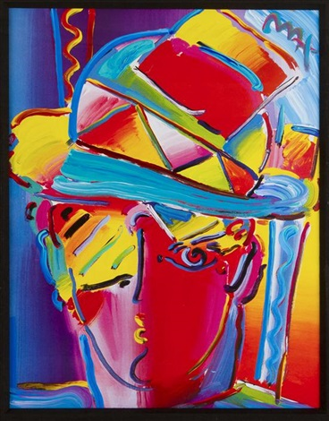 zero prism by peter max