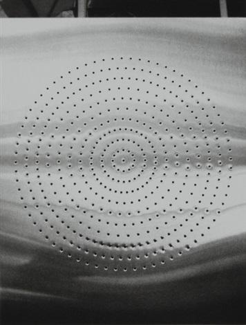 sound holes portfolio of 5 by christian marclay