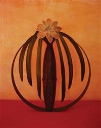 untitled #99 (plant with vase) by masatomo kuriya