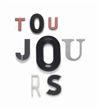 toujours (in 8 parts) by jack pierson