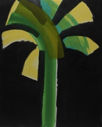 night palm by howard hodgkin