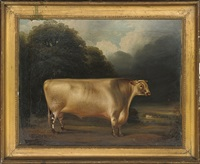 a prize bull by thomas weaver