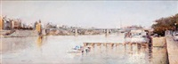 vista de sevilla by francisco rodríguez lobo