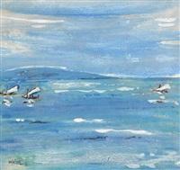 sanur beach by adrianus wilhelmus smit