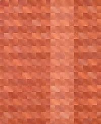 mur rouge avec bande by barbro ostlihn