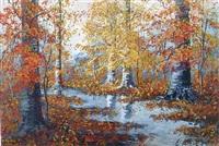 beech woods by william arnold eyden