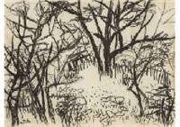 landscape by shigejiro sano