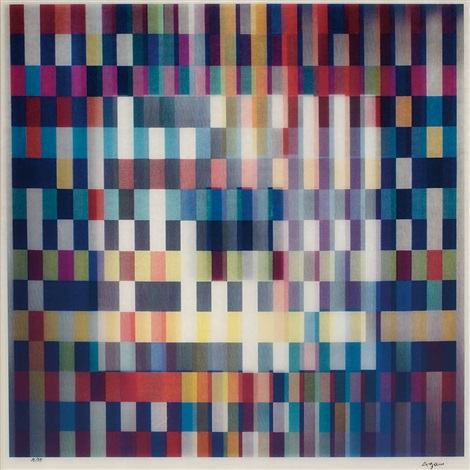 big bang creation of time by yaacov agam