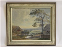 above runswick bay by frederick william jackson